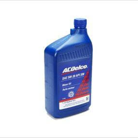 ACDelco Conventional Oil