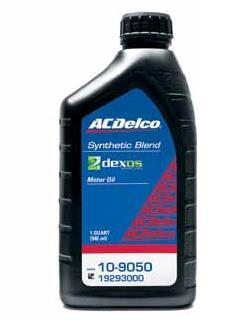 ACDelco Synthetic Blend Oil