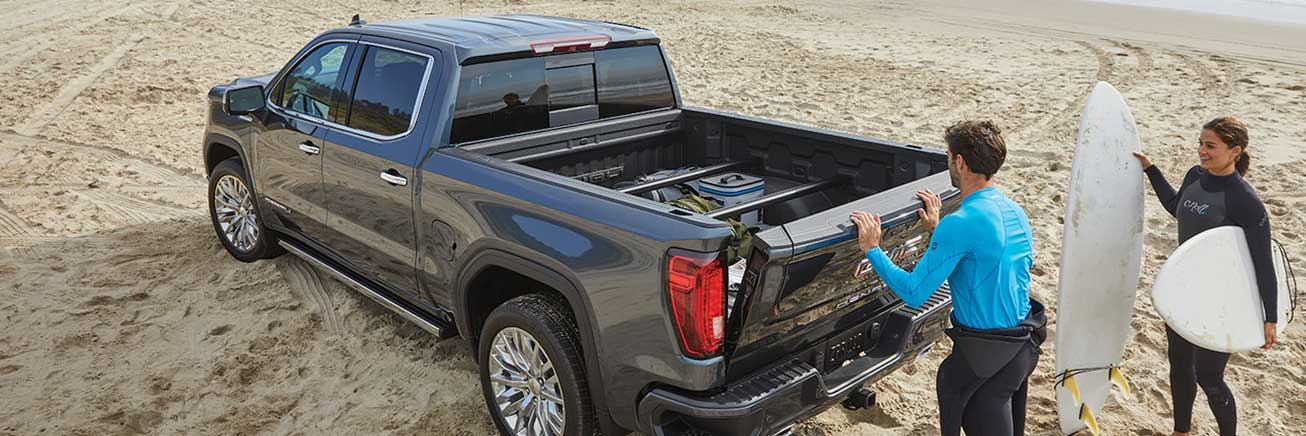 GMC MultiPro Tailgate Primary Gate