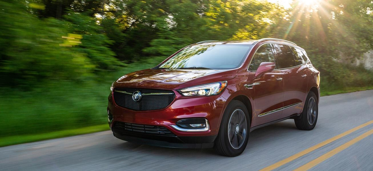 2020 Buick Enclave Sport Touring for sale in Edmonton AB