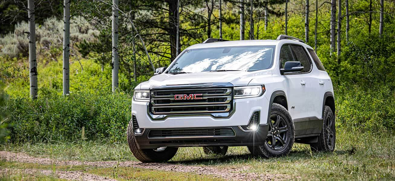 2020 GMC Acadia AT4 for sale Edmonton AB