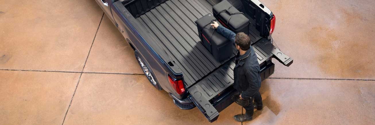 3 GMC MultiPro Tailgate Easy Position