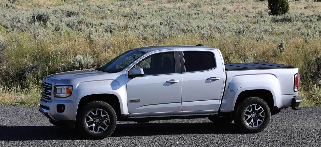 2020 GMC Canyon All Terrain near Edmonton AB