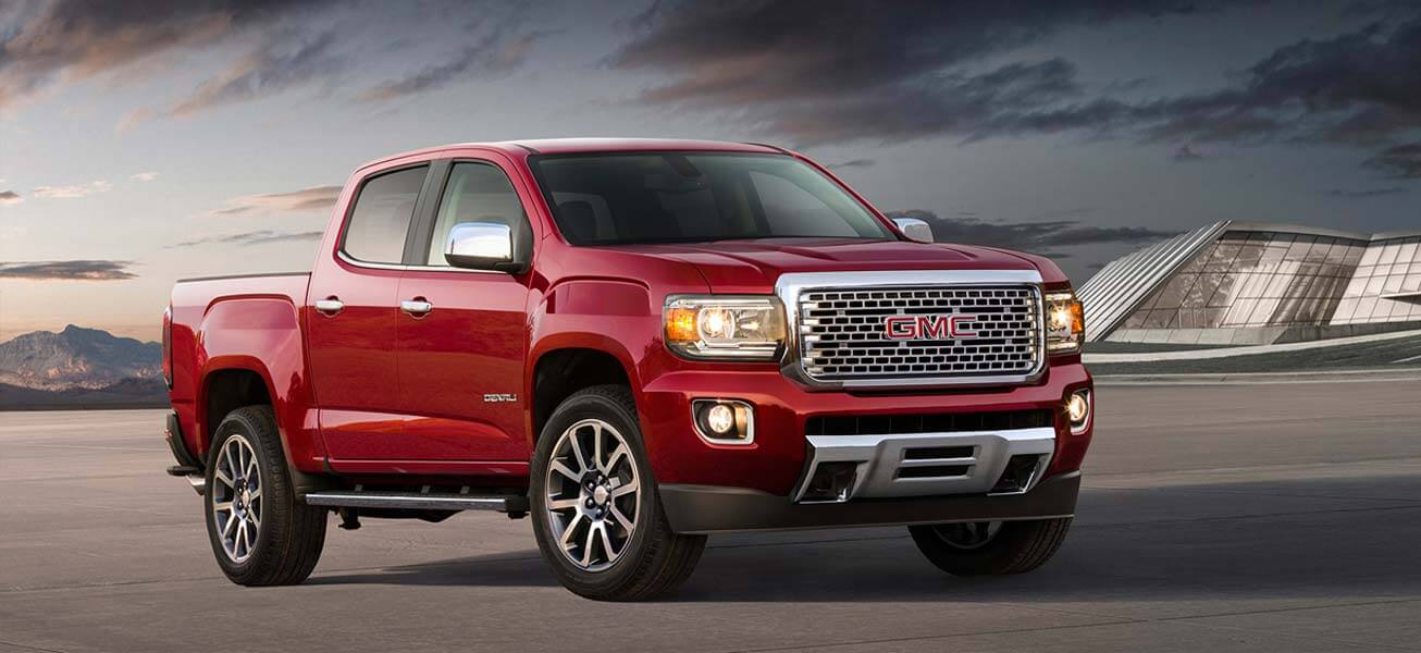 2020 GMC Canyon for sale Edmonton AB