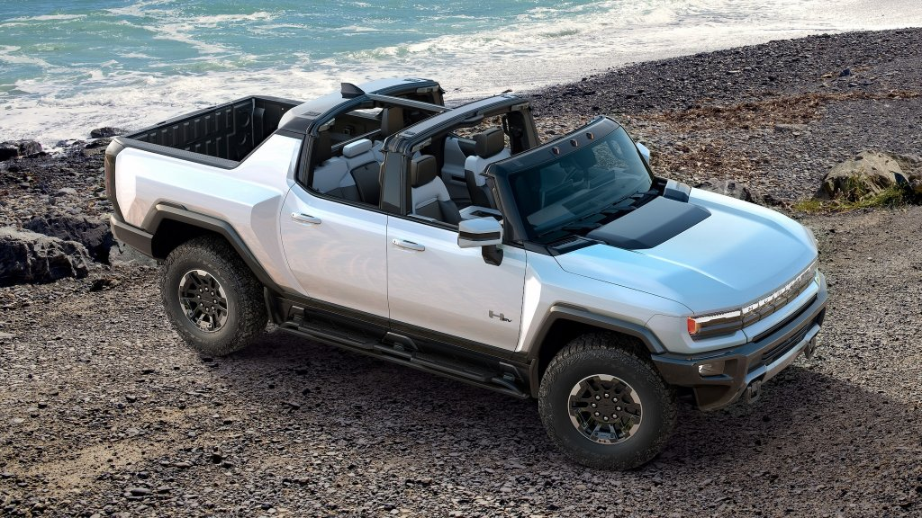 Hummer Infinity Roof