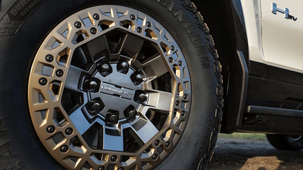 Hummer EV Wheel