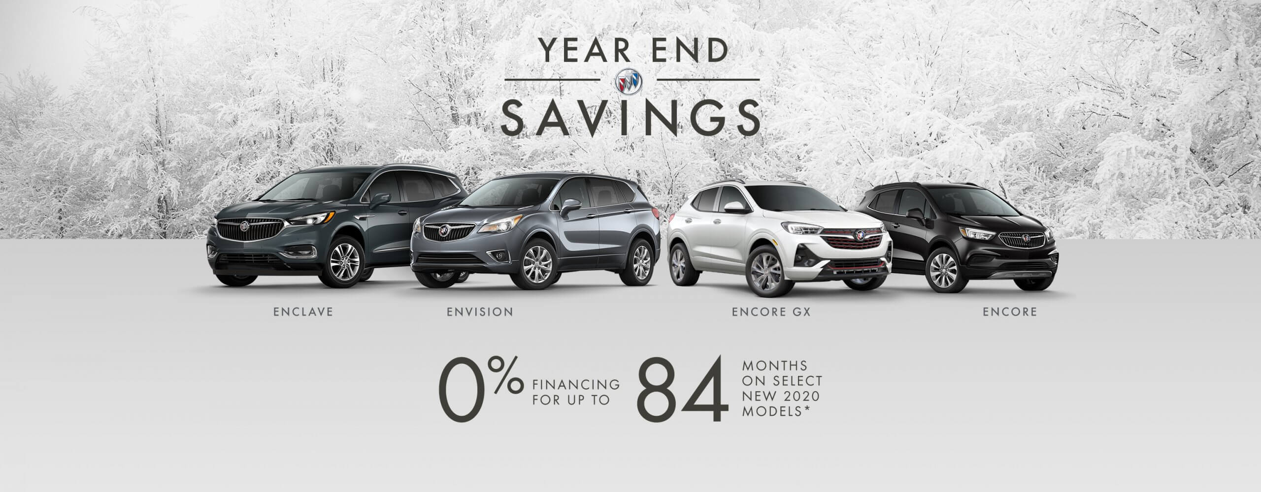 Year End Savings Buick