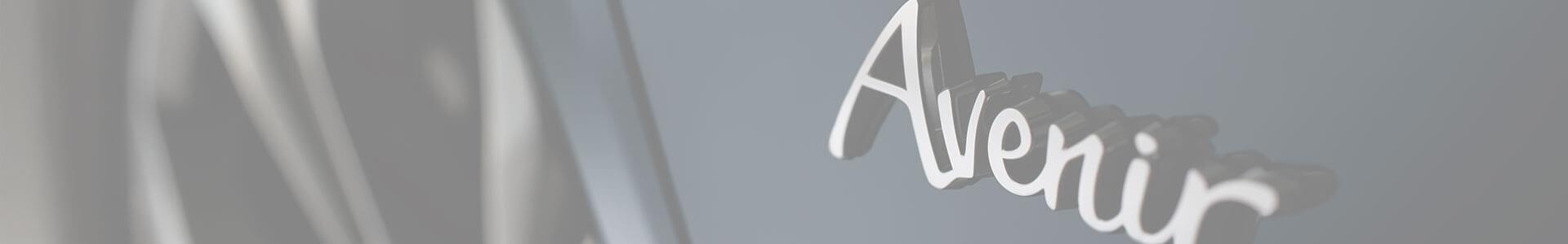 Avenir Detail package