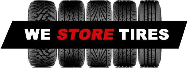 We Store Tires