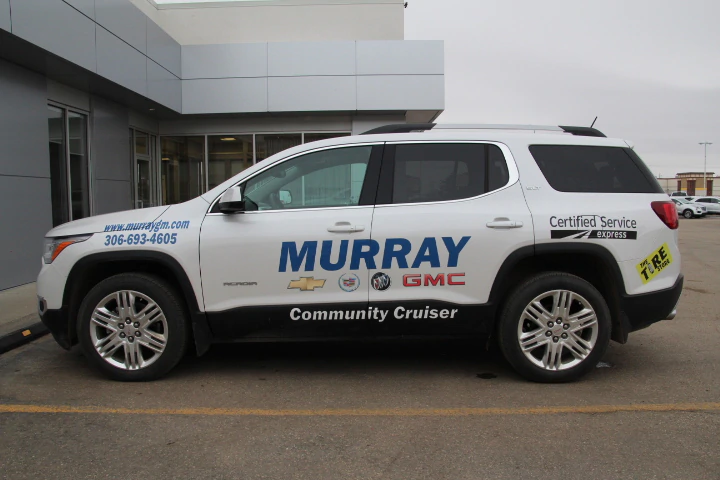Get More at Murray GM Moose Jaw
