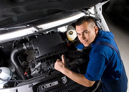 Vehicle Maintenance - Maintain the Feeling