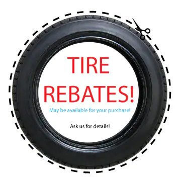 REBATES AVAILABLE!