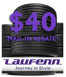 Laufenn Spring Mail-in Rebate
