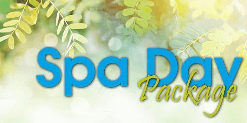Spa Day Package