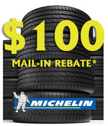 Michelin Spring 2020 Mail-in Rebate