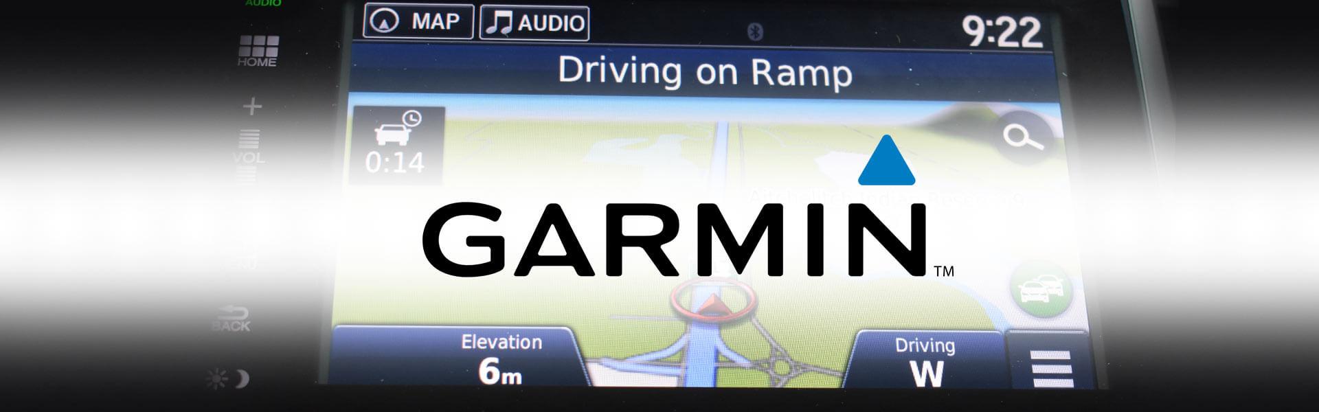 Garmin Navigation Update Murray Honda