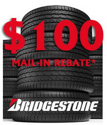 Bridgestone Spring Mail-in Rebate