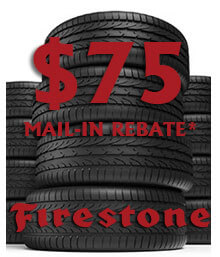 Firestone Spring Mail-in Rebate