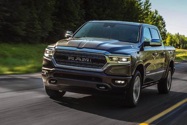 2021 Ram 1500 near Portage la Prairie