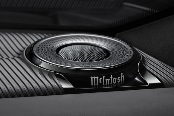 McIntosh Audio System