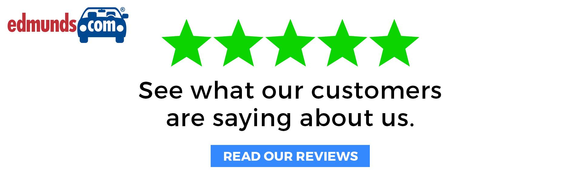 Read Edmunds Reviews