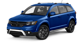 Dodge Journey in Blue Jay