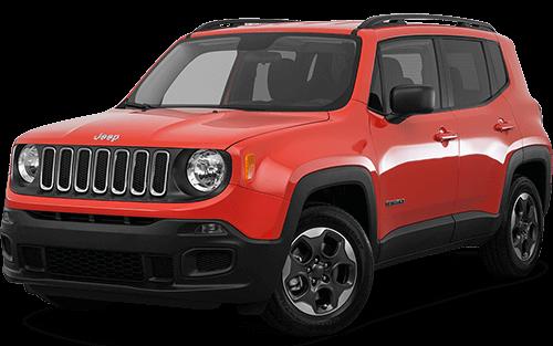 2017 Jeep Renegade 4x4 or 4x2