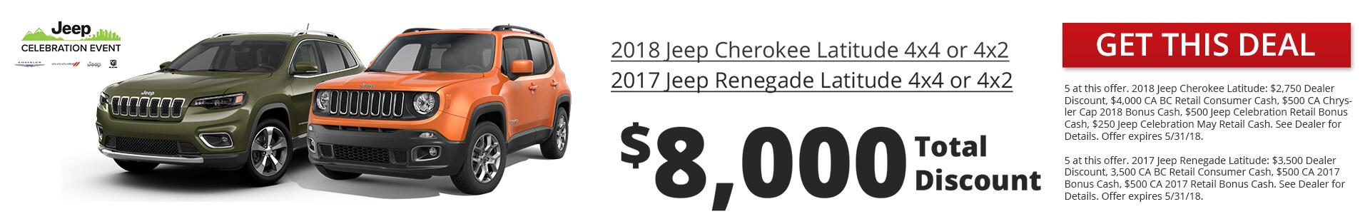 Cherokee Renegade