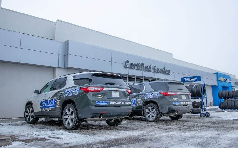 Certified Service Centre in Lethbridge, Alberta