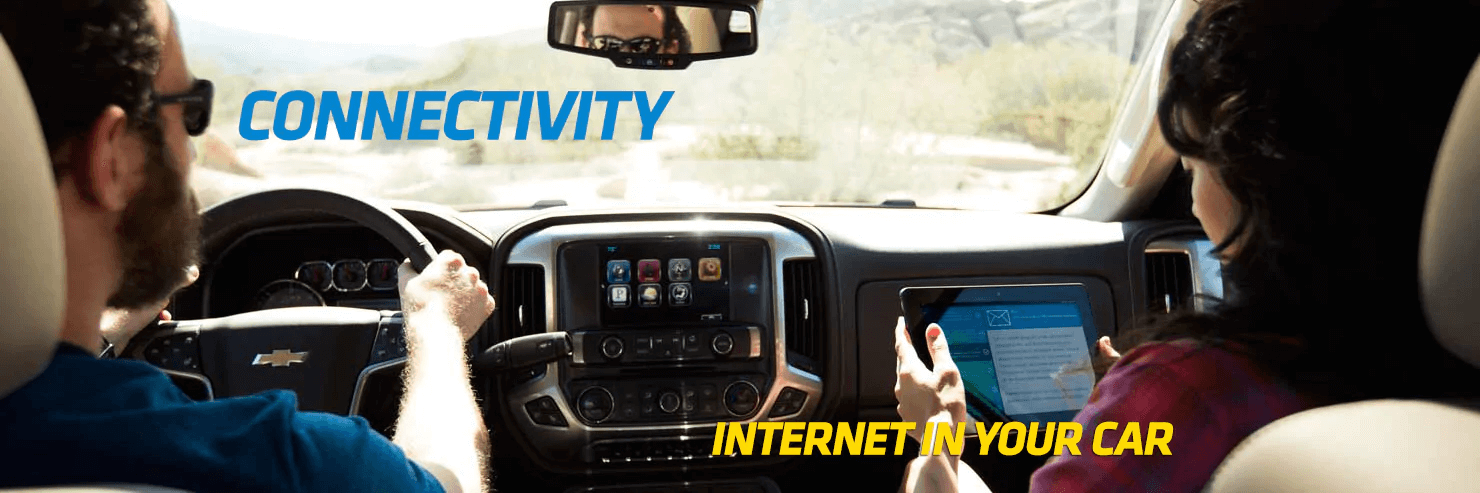 Connectivity Internet in your car
