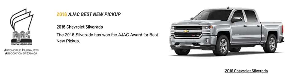 GM Awards 2016 ajac