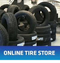 Online Tire Store