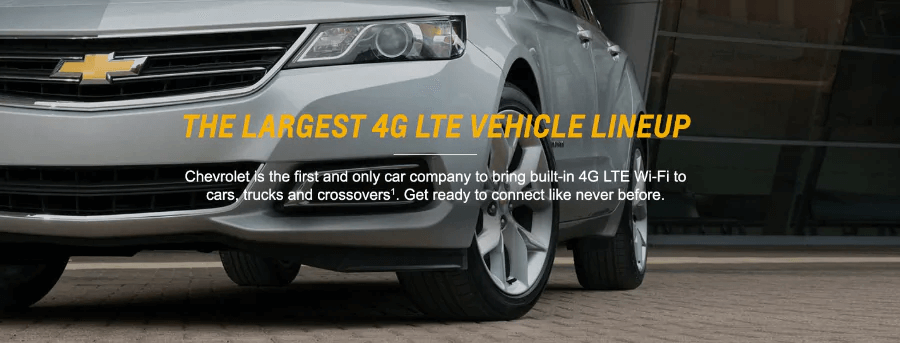 The Largest 4G LTE Vehicle
