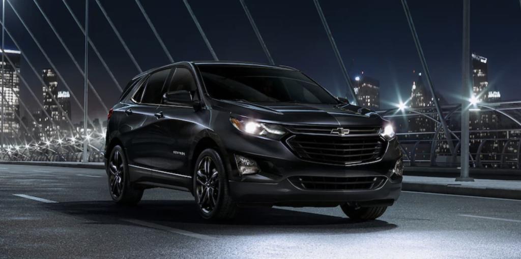 2020 Chevrolet Equinox - Midnight Edition