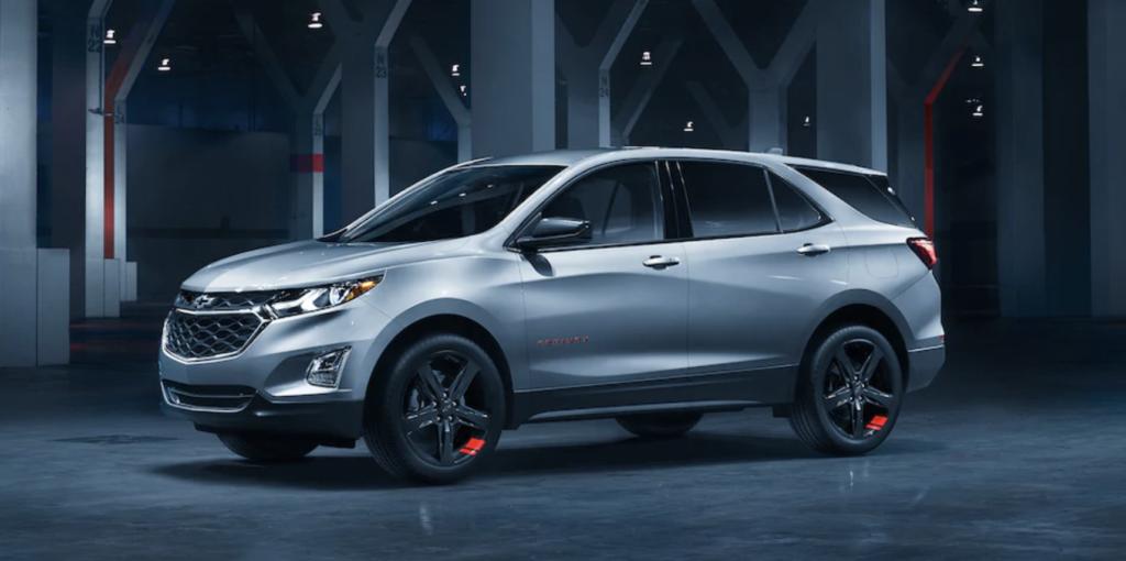 2020 Chevrolet Equinox - Redline Edition
