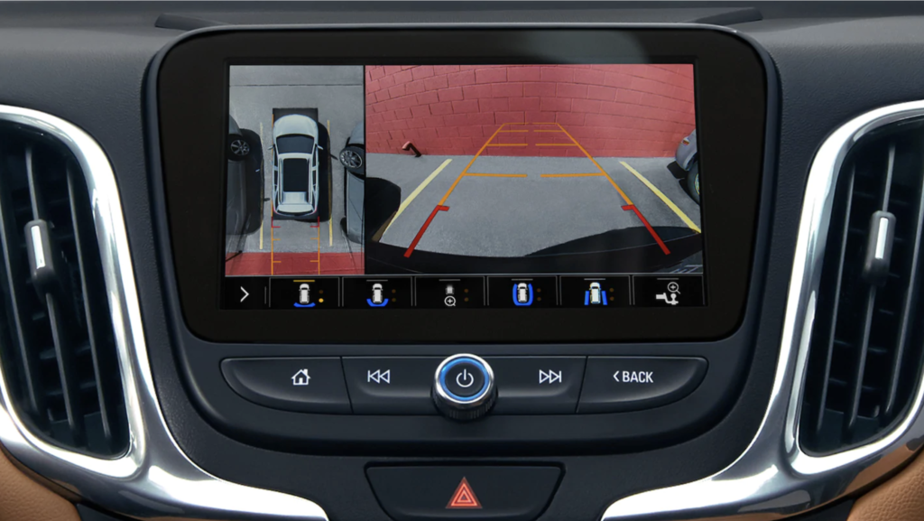 Safety feature in 2020 Chevrolet Equinox
