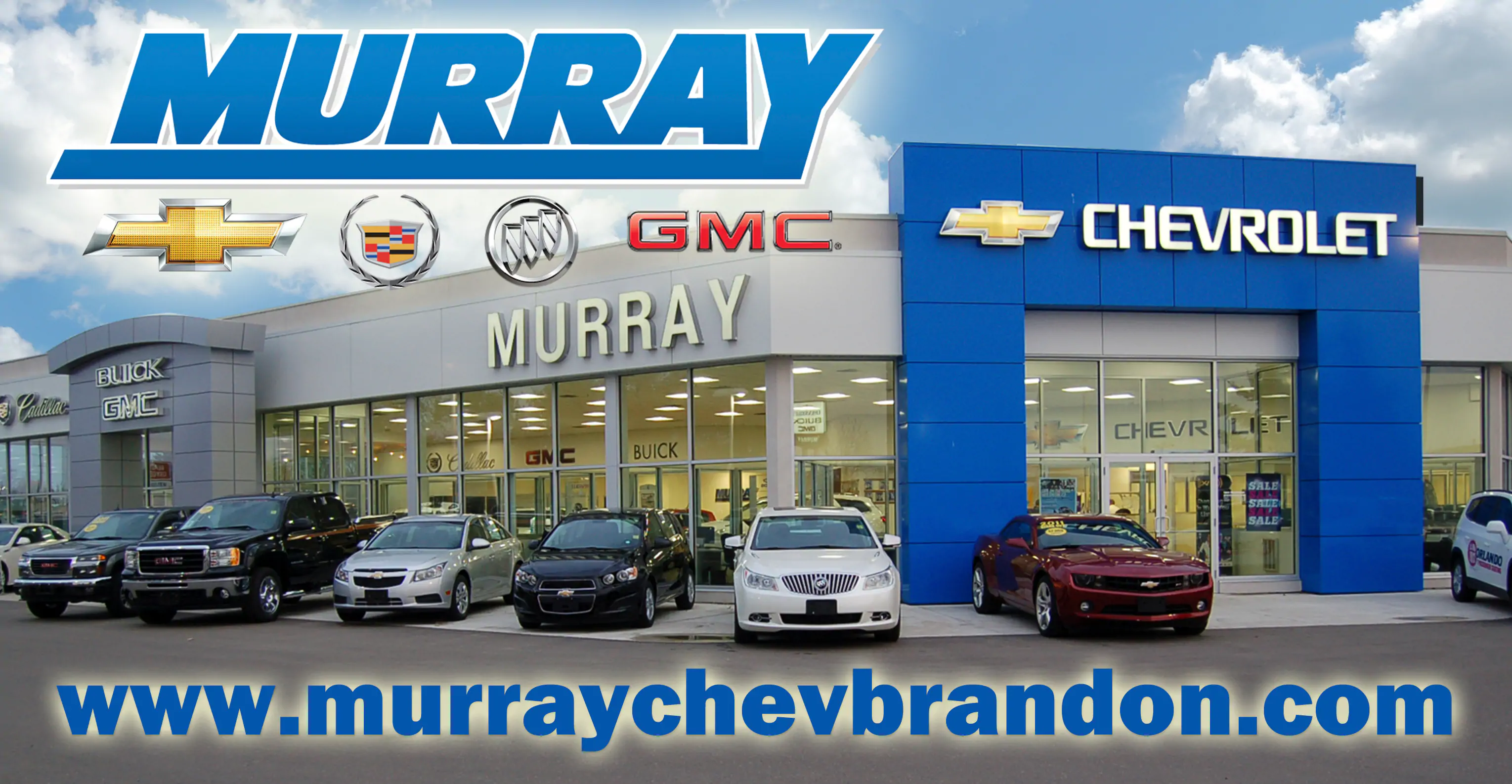About Us I Murray Chevrolet Brandon I Your Hometown Chevy Source