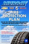 5 Year Tire Protection Plan
