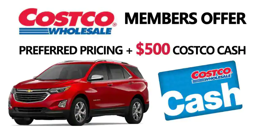 Costco Gm Preferred Pricing I Great Deals For Costco Employees
