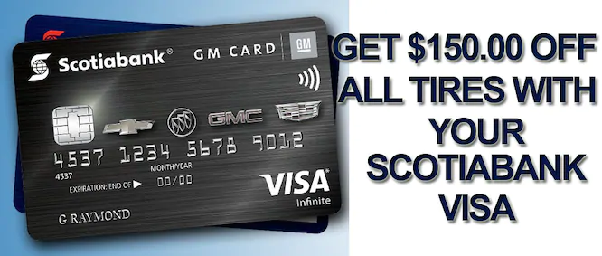 Scotiabank Visa