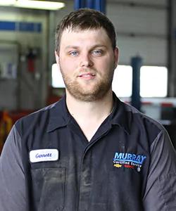 Garrett Mattinson