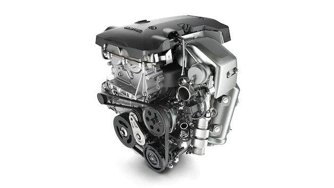 Turbocharged Power