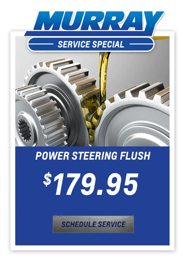 Power Steering Flush $179.95
