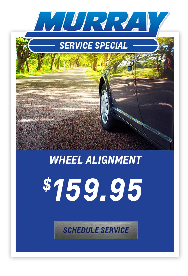 Wheel Alignment $179.95