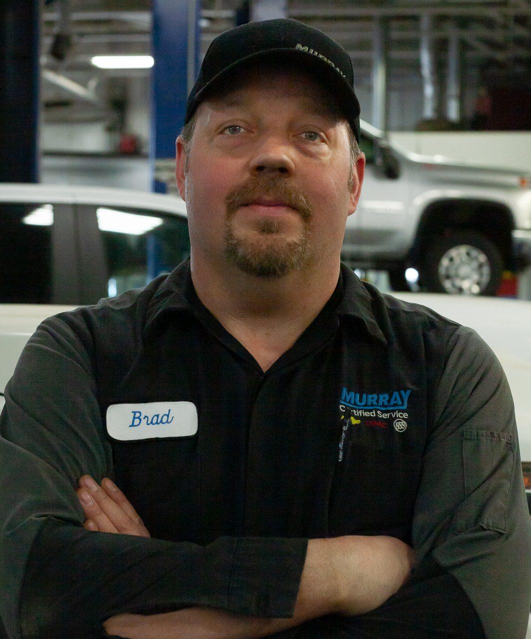 Brad Strasser