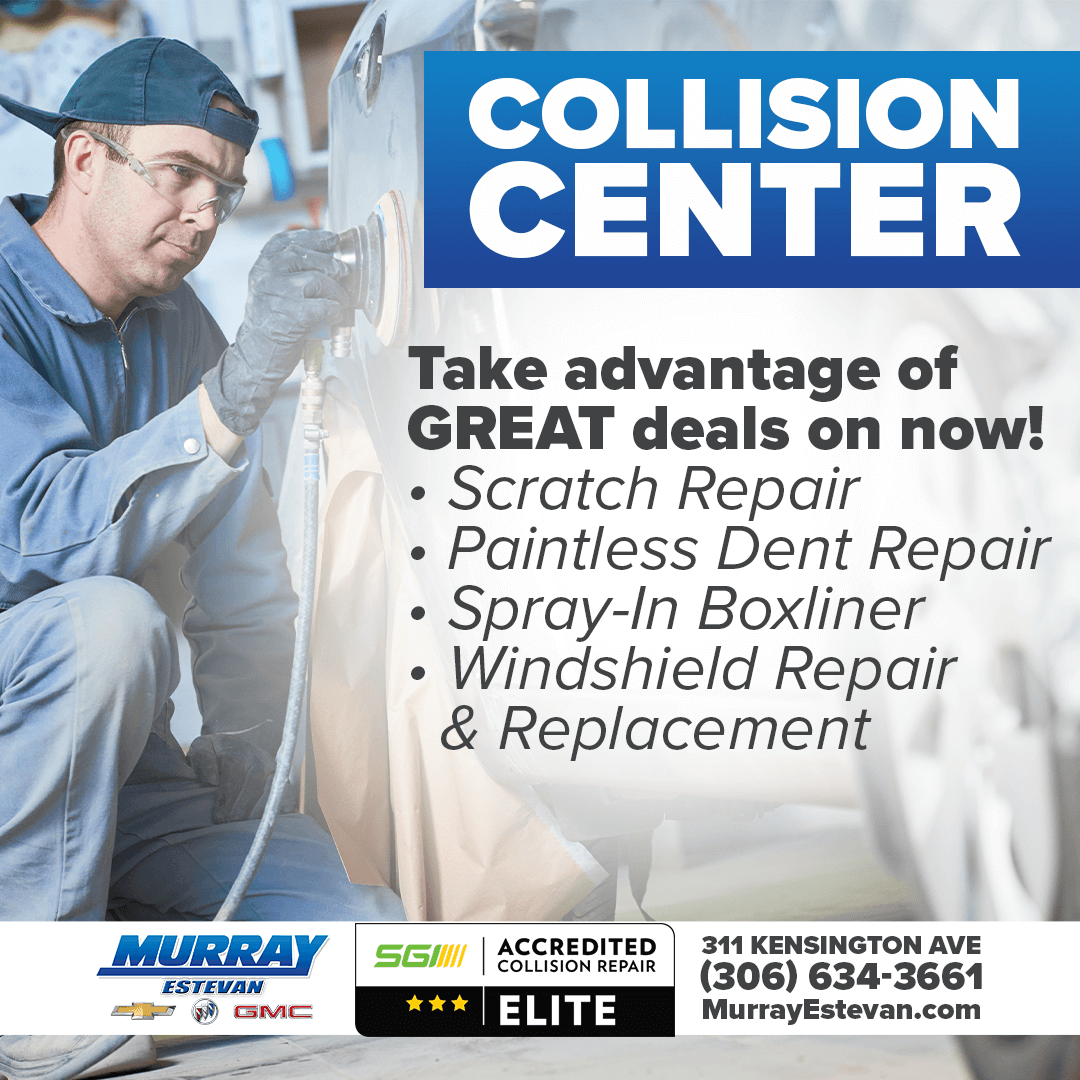 Collision Center Deals