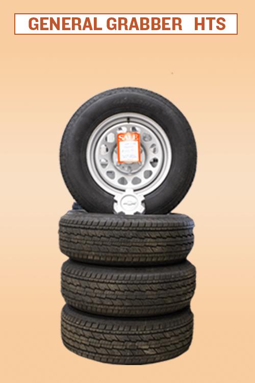 General Grabber Wheel & Tire Package