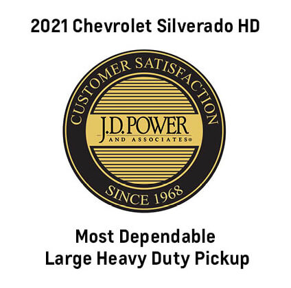 jd power most dependable hd