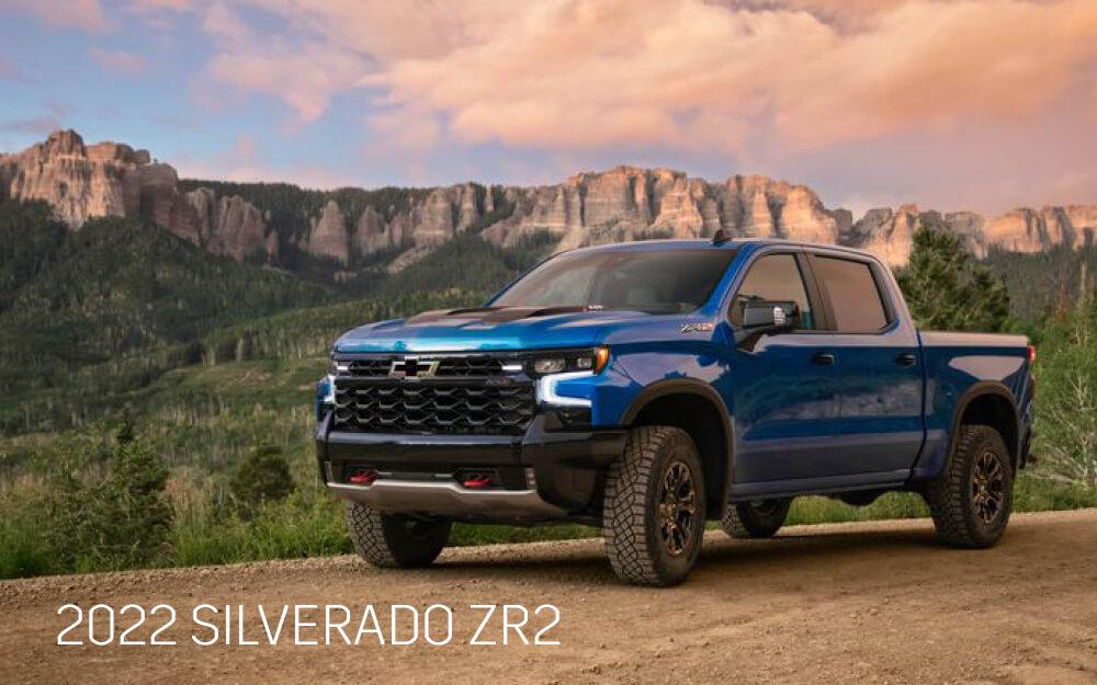 Silverado ZR2