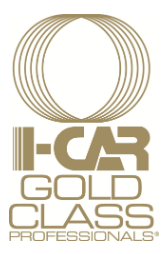 I-Car Gold Class Professionals